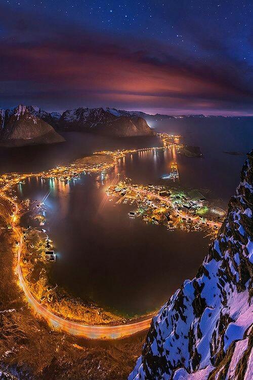 Роскошные пейзажи Норвегии - Страница 4 15235113