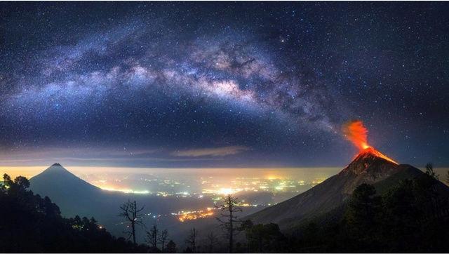 Звёздное небо и космос в картинках - Страница 2 15239910