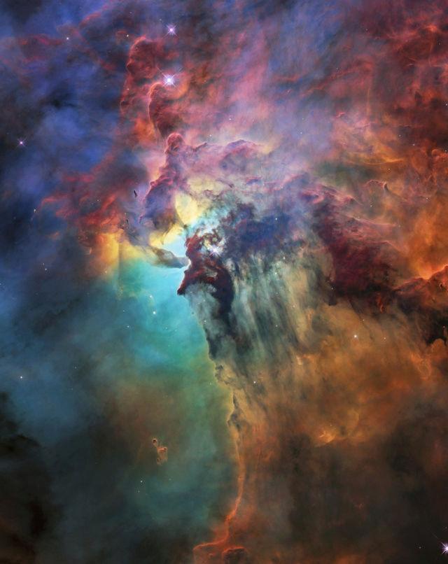 Звёздное небо и космос в картинках - Страница 2 15242110