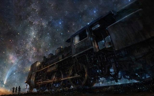 Звёздное небо и космос в картинках - Страница 5 15255511