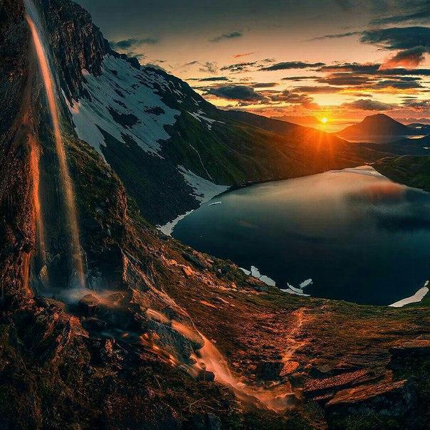 Роскошные пейзажи Норвегии - Страница 39 2fblsg10