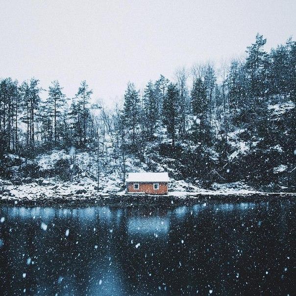 Роскошные пейзажи Норвегии - Страница 39 35bixg10