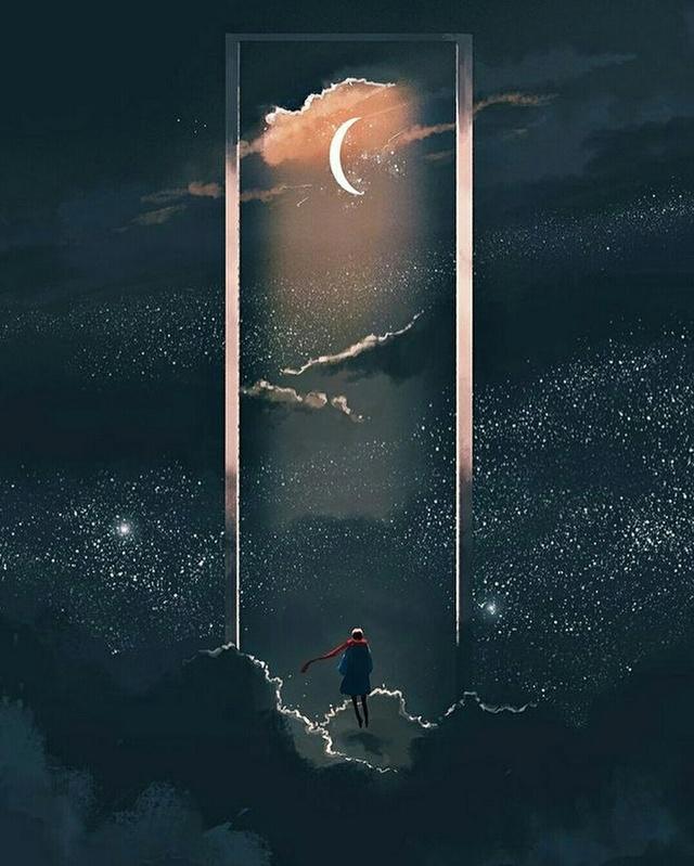 Звёздное небо и космос в картинках - Страница 5 3elutt10