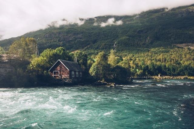 Роскошные пейзажи Норвегии - Страница 2 3ts-sz10