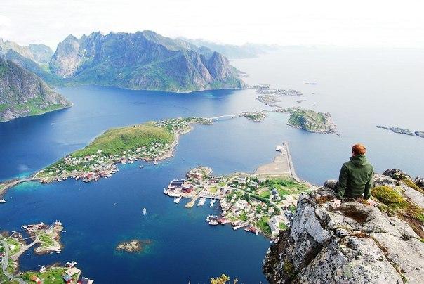 Роскошные пейзажи Норвегии - Страница 38 7gy6hx10