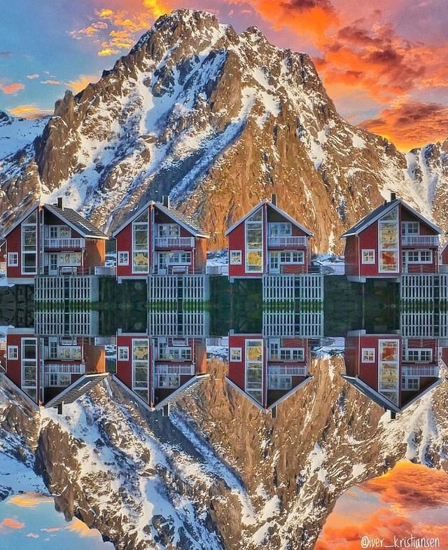 Роскошные пейзажи Норвегии - Страница 4 7sub7110