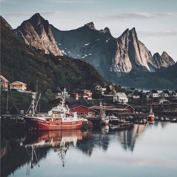 Роскошные пейзажи Норвегии - Страница 6 B3v5r310