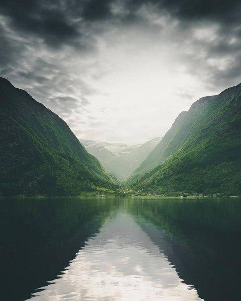 Роскошные пейзажи Норвегии - Страница 5 Boolir10