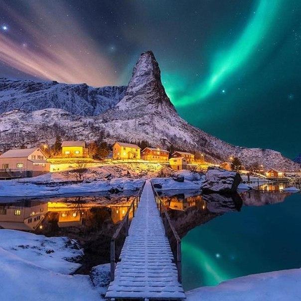 Роскошные пейзажи Норвегии - Страница 6 C4q4si10