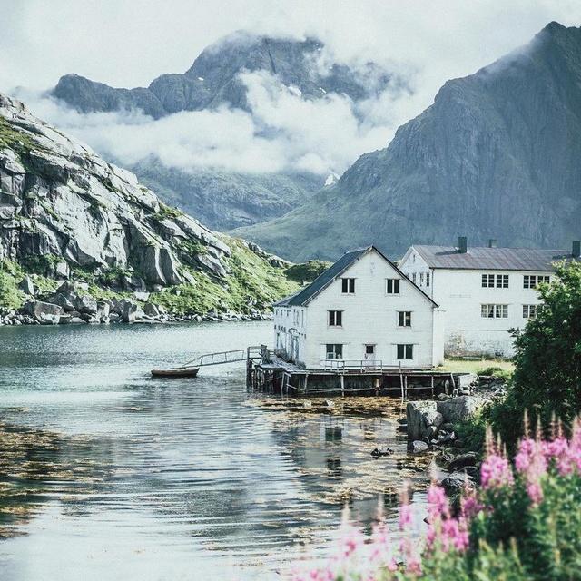 Роскошные пейзажи Норвегии - Страница 3 Cn3lhy10