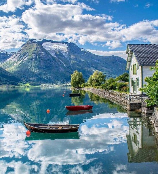 Роскошные пейзажи Норвегии - Страница 38 Cubv2t10