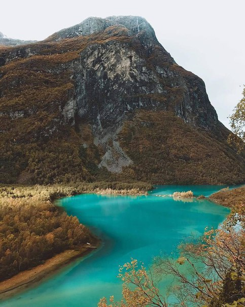 Роскошные пейзажи Норвегии - Страница 5 Ee0jz510