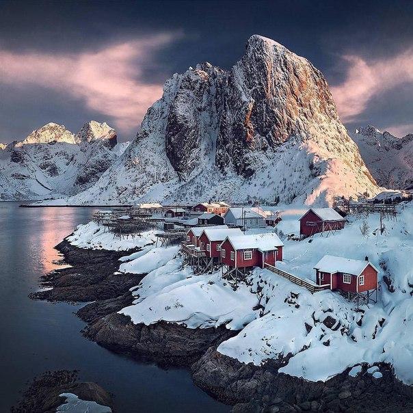 Роскошные пейзажи Норвегии - Страница 39 G4l1gc10