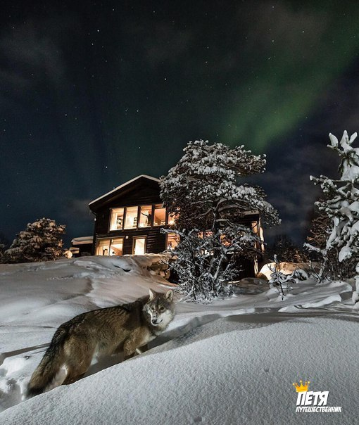 Роскошные пейзажи Норвегии - Страница 2 Idf3bb10