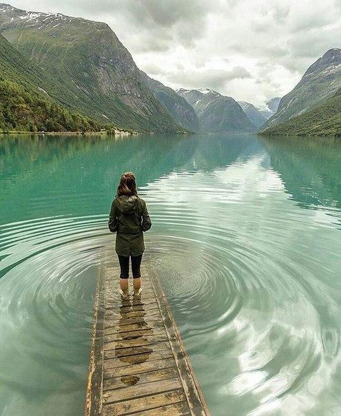 Роскошные пейзажи Норвегии - Страница 2 Nq2gwt10