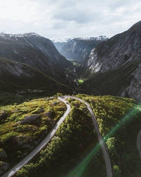 Роскошные пейзажи Норвегии - Страница 7 Oo_aum10