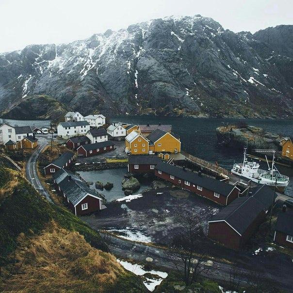 Роскошные пейзажи Норвегии - Страница 39 Opkh2d10