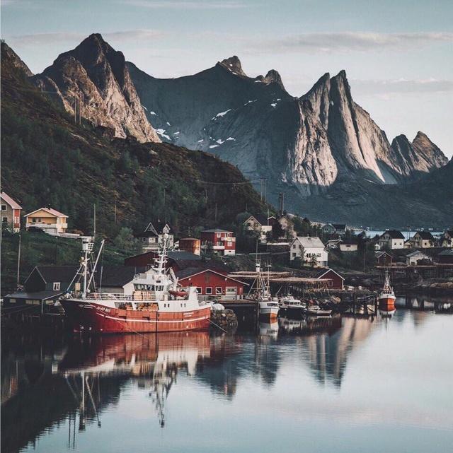 Роскошные пейзажи Норвегии - Страница 4 Scdnz510