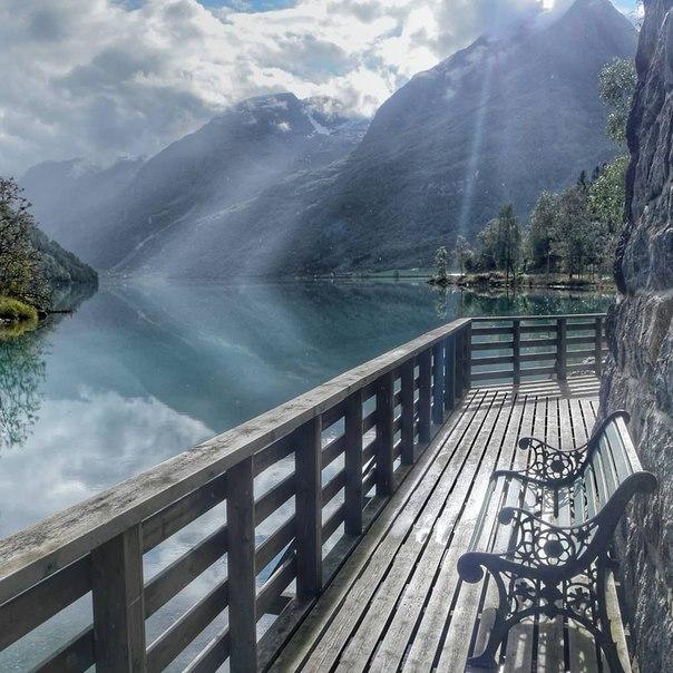 Роскошные пейзажи Норвегии - Страница 3 Seg95410