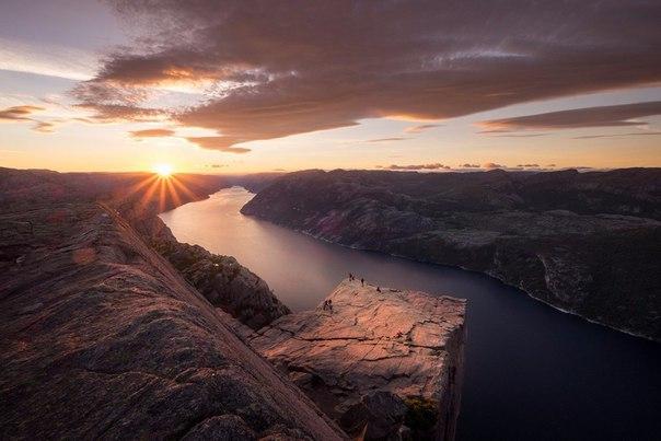 Роскошные пейзажи Норвегии - Страница 5 Xofod810