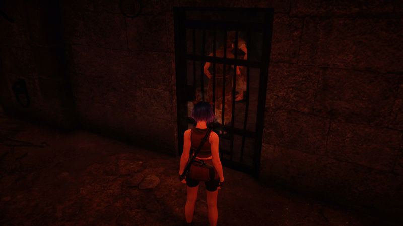 Кальфеонская тюрьма. 1010