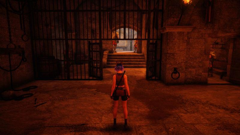 Кальфеонская тюрьма. 810