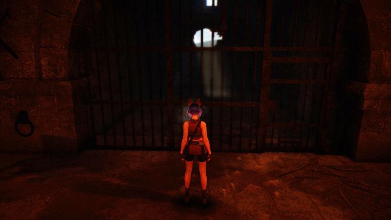 Кальфеонская тюрьма. 910