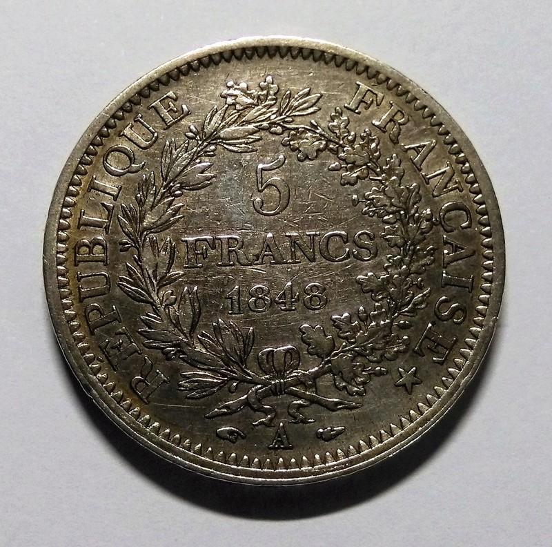 LA REVOLUCIÓN DE 1848: MONEDAS Img_2025