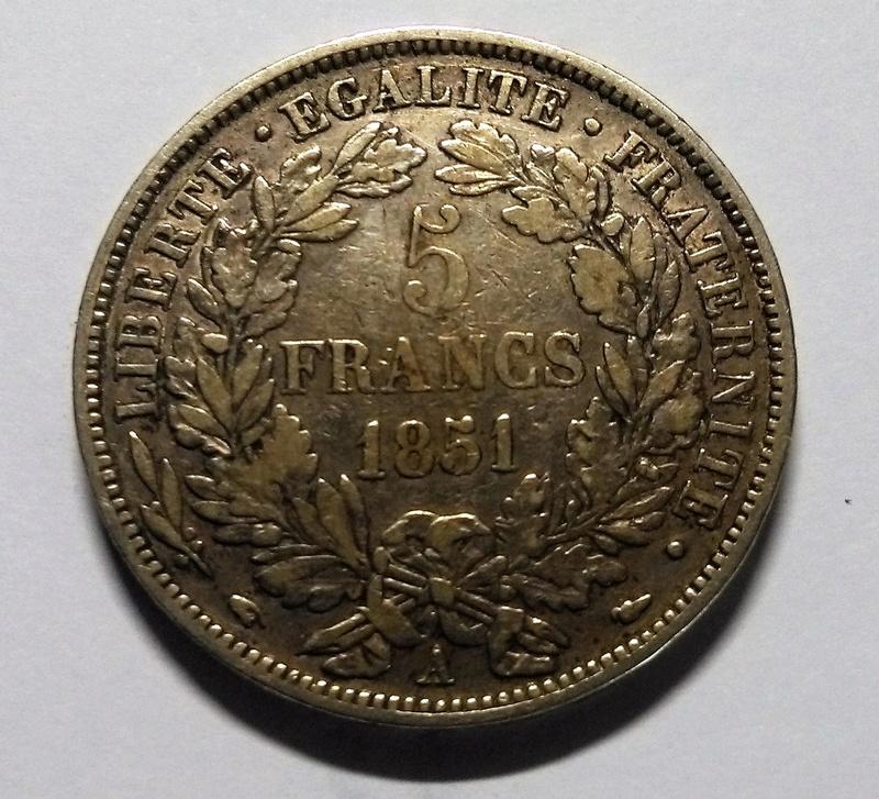 LA REVOLUCIÓN DE 1848: MONEDAS Img_2027