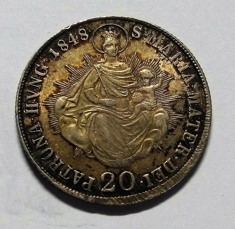 LA REVOLUCIÓN DE 1848: MONEDAS Img_2041
