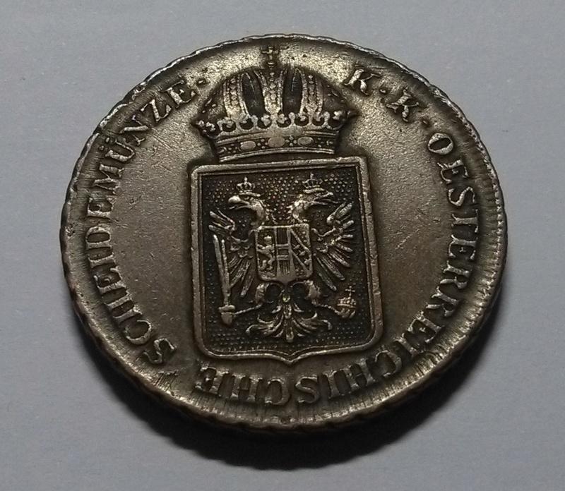 AUSTRIA: Revolución de 1848 - 2 Kreuzer Img_2081