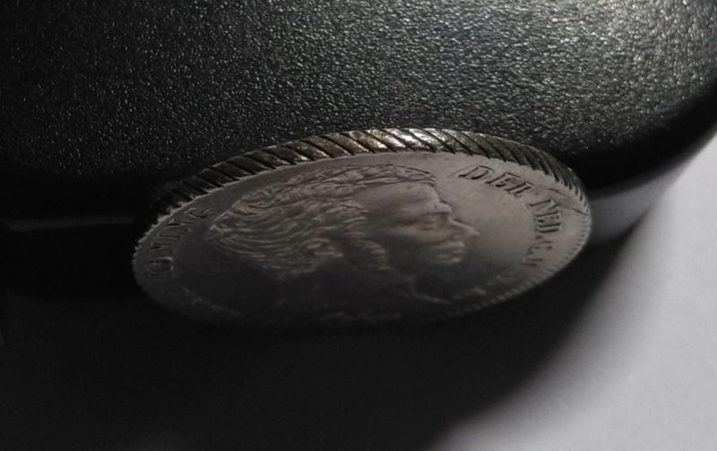 INDIAS HOLANDESAS: 1 Gulden, 1840 ´- Guillermo I Img_2116