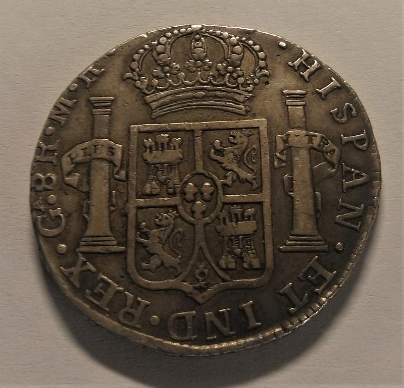8 Reales 1814. Fernando VII. Guadalajara Img_2118