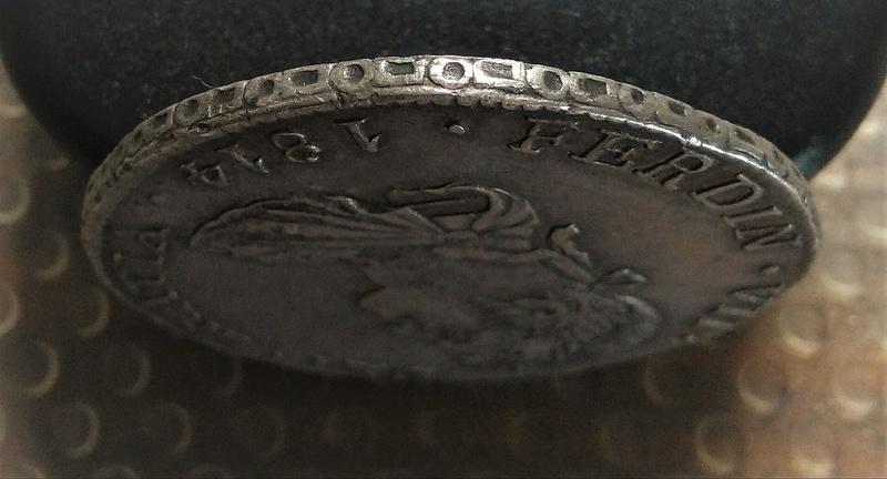 8 Reales 1814. Fernando VII. Guadalajara Img_2119
