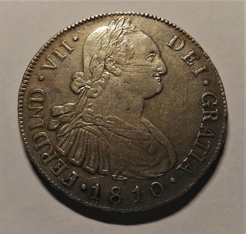 8 Reales 1810. Fernando VII. Guatemala (Busto Carlos IV) Img_2123