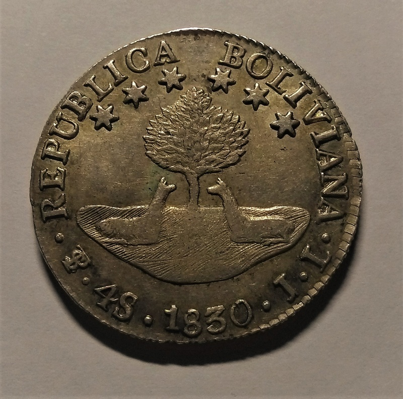 BOLIVIA: 4 Soles, 1830 Img_2128