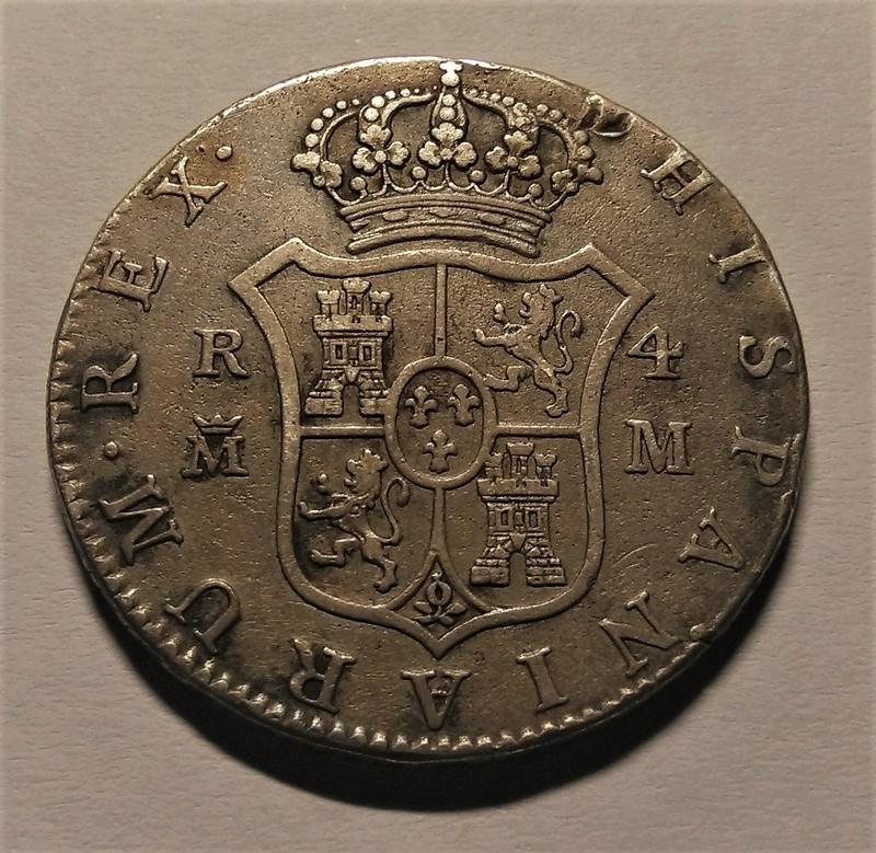 CARLOS III: 4 Reales - Madrid, 1788 Img_2139