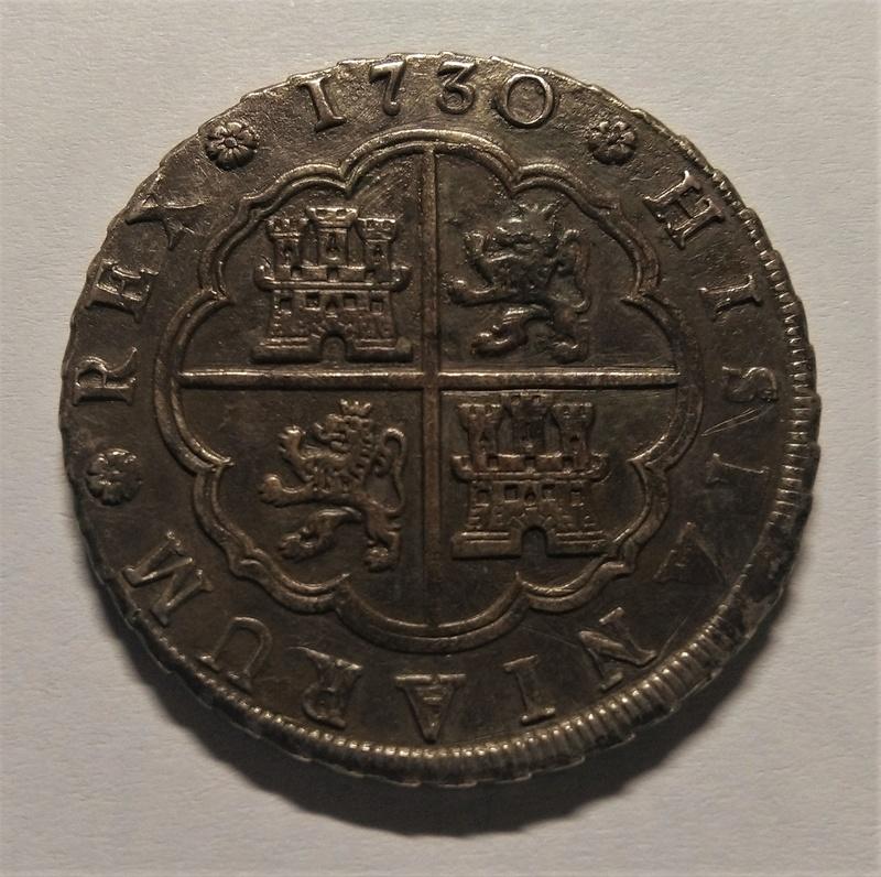 FELIPE V: 8 Reales - Madrid, 1730 JF Img_2156