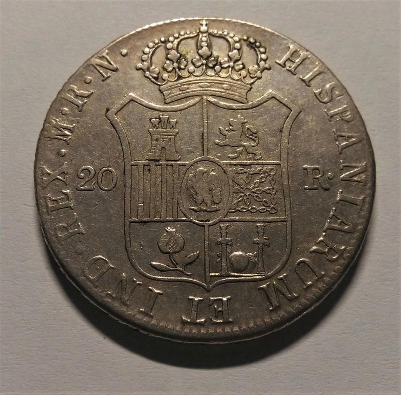 20 Reales 1813. José Napoleón. Madrid RN Img_2159