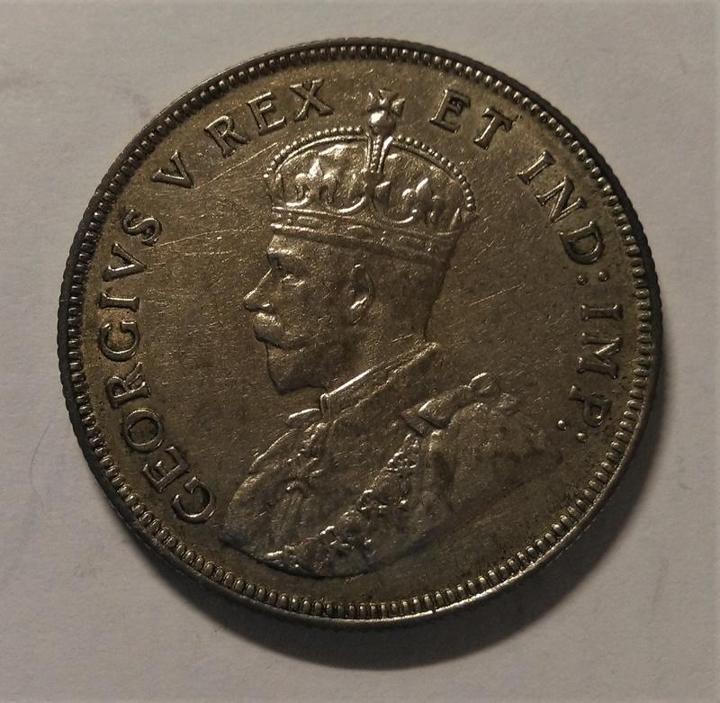 ÁFRICA DEL ESTE BRITÁNICA - Un Chelín, 1924 - Jorge V Img_2174