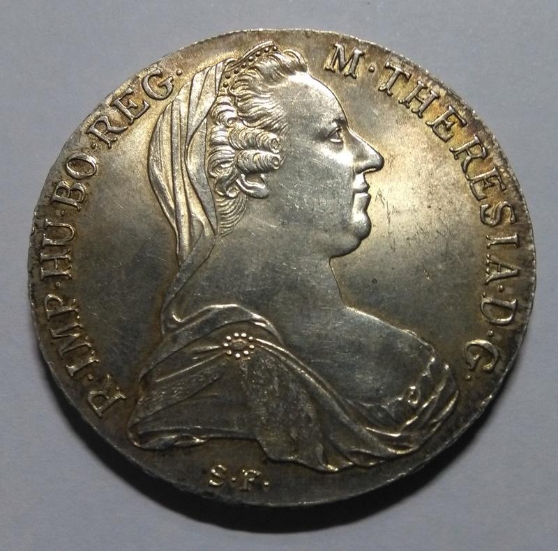 THALER, Mª Teresa - Austria, 1780 - Reacuñación Img_2176