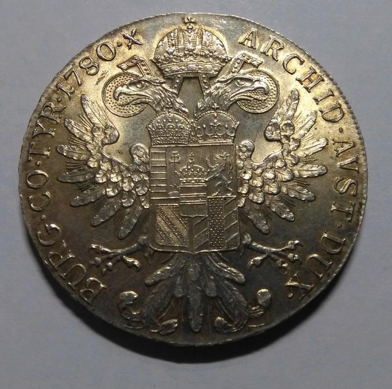THALER, Mª Teresa - Austria, 1780 - Reacuñación Img_2177