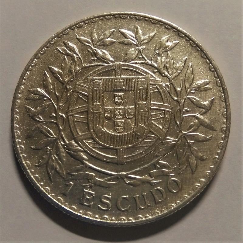 PORTUGAL: 1 Escudo, 1915 Img_2181