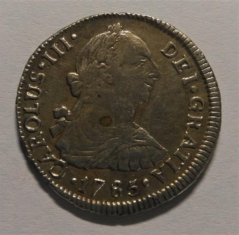 2 Reales de Carlos III - Santiago, 1785 Img_2182