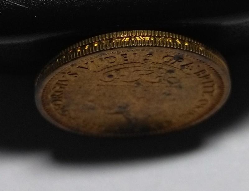 6 Peniques - Jorge VI - África Occidental Británica, 1952 Img_2188