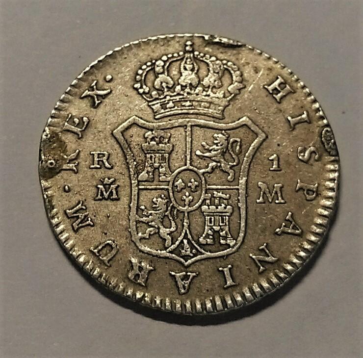 1 Real de Carlos III - Madrid, 1788 Img_2202