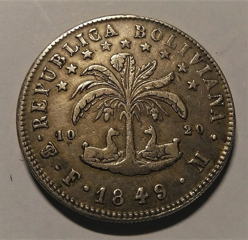 8 Soles de Bolivia, 1849 Img_2206