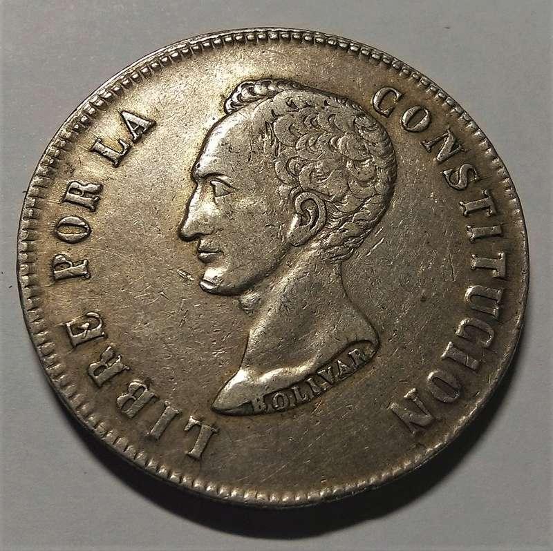 8 Soles de Bolivia, 1849 Img_2207