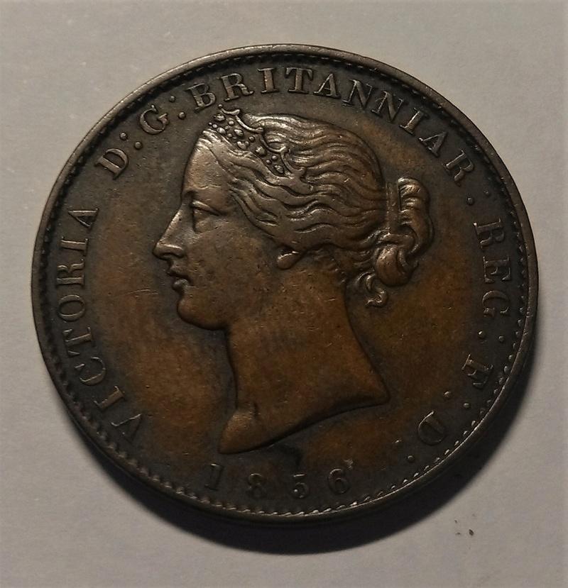 1/2 Penique - Canadá / Nueva Escocia, 1856 Img_2251