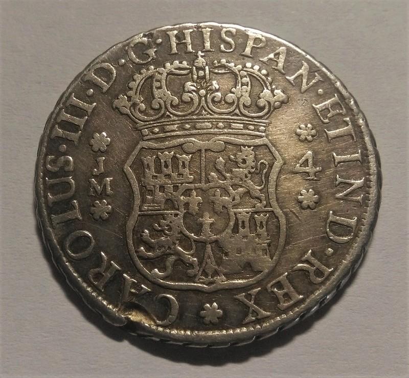 4 Reales de Carlos III - Lima, 1772 Img_2263